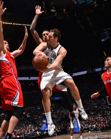 Brooklyn Nets V Los Angeles Clippers Photo by Jesse D Garrabrant