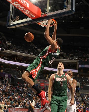 Milwaukee Bucks v Charlotte Bobcats Photo by Kent Smith