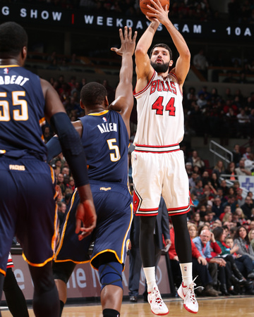 Indiana Pacers v Chicago Bulls Photo by Gary Dineen