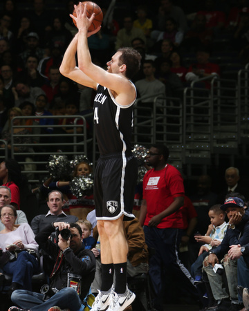 Brooklyn Nets v Washington Wizards Photo by Ned Dishman