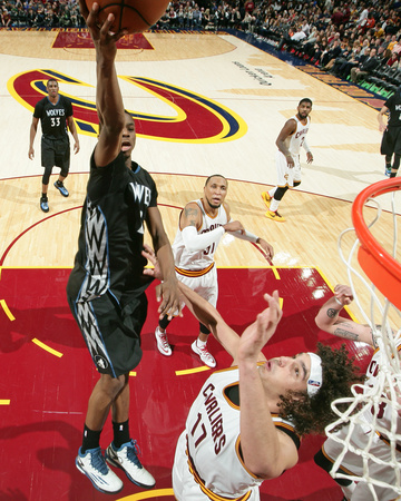 Minnesota Timberwolves v Cleveland Cavaliers Photo by Nathaniel S Butler