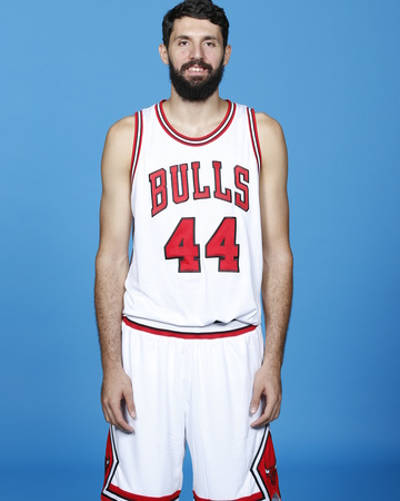 Chicago Bulls 2014-15 NBA Media Day Photo by NBA Photos