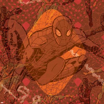 Ultimate SpiderMan - Spring Summer Trend Patterns Prints
