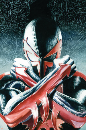 Ultimate Spider-Man Style Guide: Spider-Man 2099 Posters