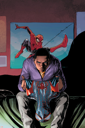 Miles Morales: Ultimate Spider-Man No. 2: Spider-Man, Morales, Miles Posters