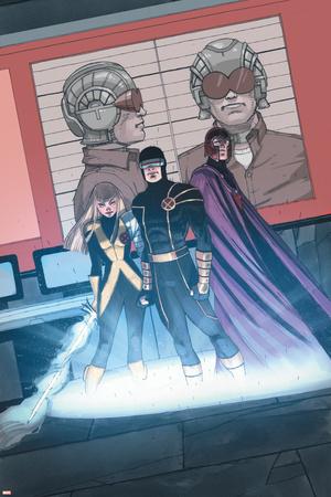 AVX: Consequences No. 5: Cyclops, Magik, Magneto Print