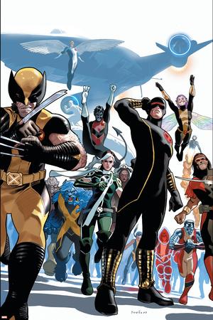 X-Men Legacy Annual No. 1: Cyclops, Wolverine, Rogue Print