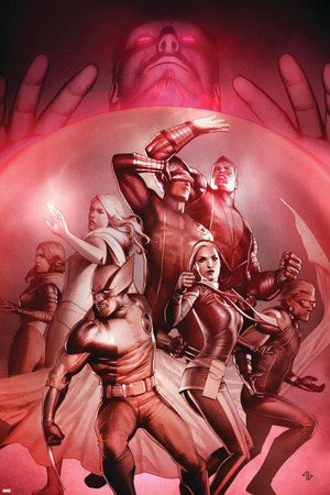 X-Men Legacy No. 236: Wolverine, Rogue, Cannonball, Cyclops, Colossus, Frost, Emma Posters