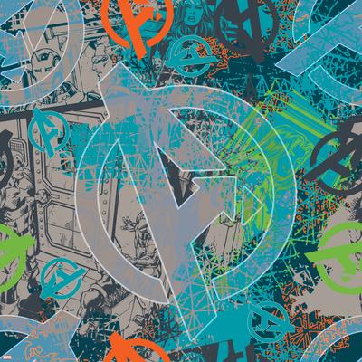 Avengers Assemble - Fall Winter 2014 Patterns Posters