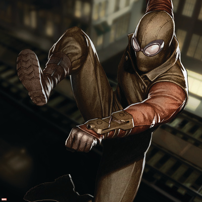 Ultimate SpiderMan - Gallery Edition Situational Art Posters