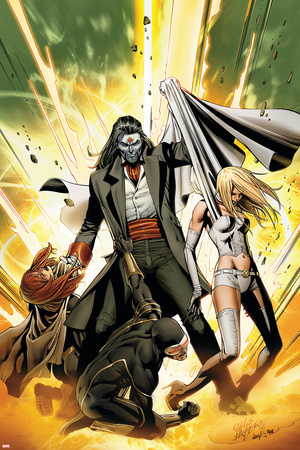 Uncanny X-Men No. 2: Mister Sinister, Cyclops, Summers, Hope, Frost, Emma Prints