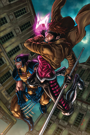 Weapon X: First Class No. 3: Gambit, Wolverine Posters