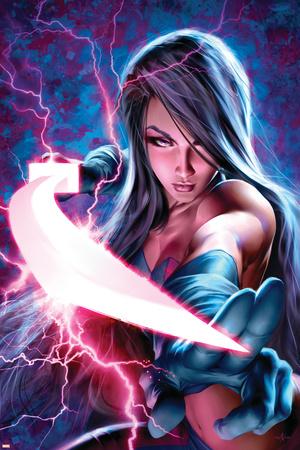 X-Men: Sword of the Braddocks No. 1: Psylocke Posters