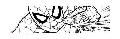 Ultimate SpiderMan - Fall 2013 Panel Line Art Prints