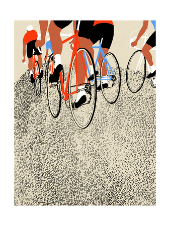 Legs, 2012 Giclee Print by Eliza Southwood