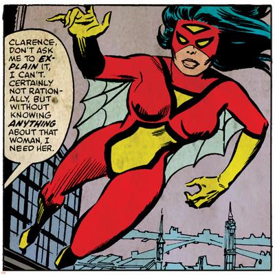 Marvel Comics Retro Style Guide: Spider Woman Prints