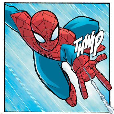 Ultimate Spider-Man Style Guide: Spider-Man Prints