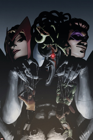 Dark Avengers No. 181: Cage, Luke, Skaar Prints