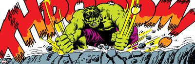 Marvel Comics Retro Style Guide: Hulk Prints