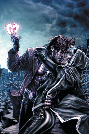 X-Men: Legacy No. 224: Rogue, Gambit Prints