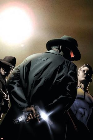 X-Men Noir: Mark of Cain No. 4: Cyclops Poster