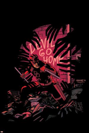 Daredevil No. 2: Daredevil Photo