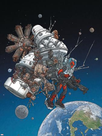 Deadpool No. 5: Deadpool Print