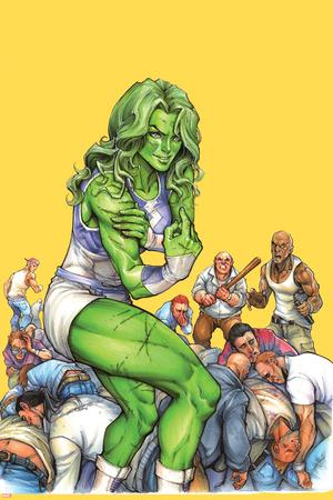 She-Hulk No. 1: She-Hulk Poster