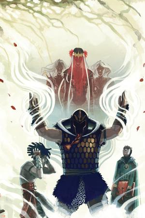 New Mutants No. 43: Loki Prints