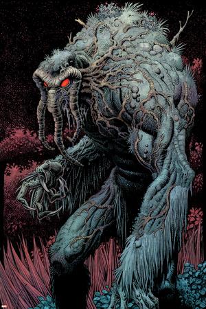Infernal Man-Thing No. 3: Man-Thing Poster