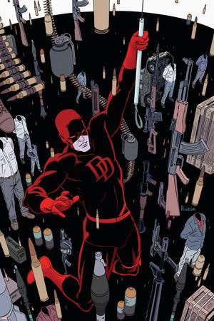Daredevil No. 20: Daredevil Posters