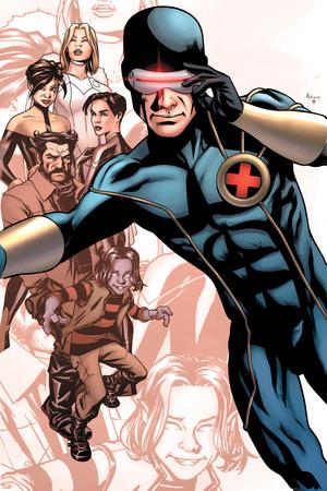 Astonishing X-Men No. 45: Cyclops Poster