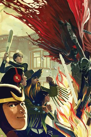 New Mutants No. 42: Loki Prints