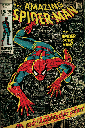 Marvel Comics Spider Man Photo