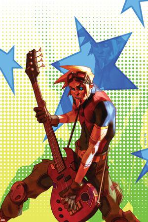 Genext No. 3: Rico Posters