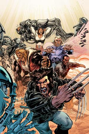 First X-Men No. 1: Logan Photo