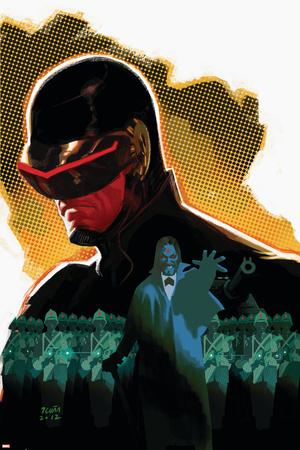 Uncanny X-Men No. 15: Cyclops Print