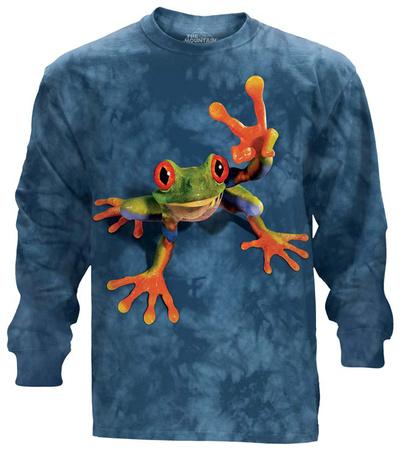Long Sleeve: Victory Frog Long Sleeves