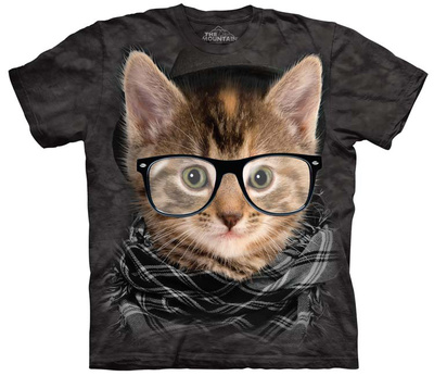 Hipster Kitten T-shirts