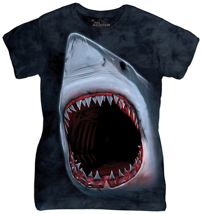 Juniors: Shark Bite T-shirts