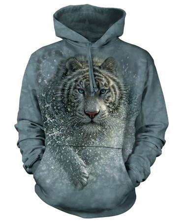 Hoodie: Wet & Wild Pullover Hoodie