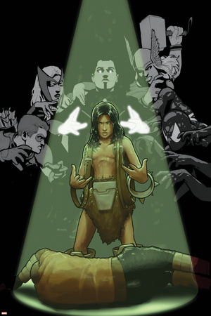Dark Avengers No. 179: Skaar Photo