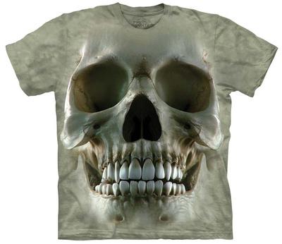 Big Face Skull T-shirts