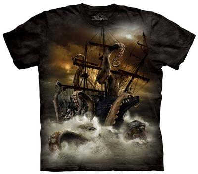 Youth: Kraken Shirt