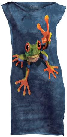 Mini Dress: Victory Frog Dresses