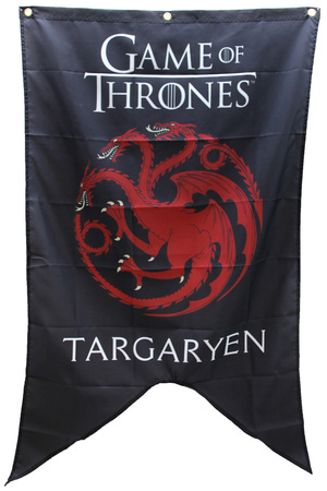 Game Of Thrones - Targaryen Banner Photo