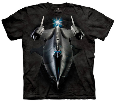 Youth: SR71 Blackbird Smithsonian Collection T-shirts