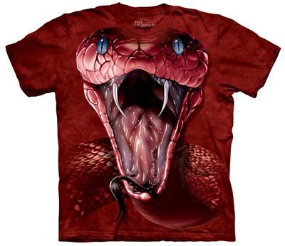 Red Mamba T-Shirt