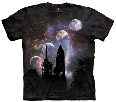 Youth: Columbia First Launch Smithsonian Collection T-Shirts