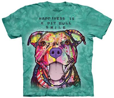 Pit Bull Smile Shirt
